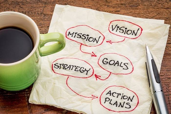 What every entrepreneur needs: visions and plans